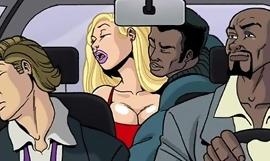 Interracial ridicule movie