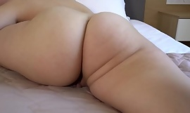 my cute flexi stepsis first time on video