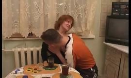 Russian dam fucks respecting son's friends at hotsquirtcam.tk