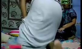 Velamma Bbhabhi bend over taking her lover big cock sucking n fucking wid loud m