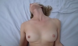 Stepbrother wants to fuck his stepsister inside her bedroom