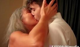 Old step mom fucks young son - Leilani Lei