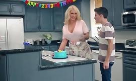 Brazzers - Mommy Got Breast -  My Friends Screwed My Mom scene starring Ryan Conner, Jordi El Niandntild