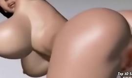 Tifa's Big Ass Fuck 3D