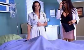 Brazzers - Doctor Adventures - Anna Bell Peaks Nicole Aniston Rachel Starr Romi Rain Johnny Sins - The Last Dick On Earth