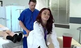 Sex Adventures With Doctor And Sluty Hot Patient (monique alexander) vid-24