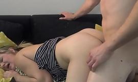 Brother Makes Sister Feel Beautiful - Fifi Foxx and Cock Ninja porn video