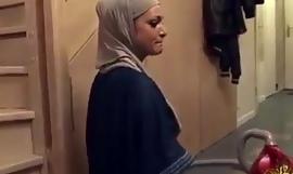 hijabi girl assfucked porn video
