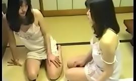 Japanese Vintage Lesbian