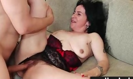 Hairy pussy babe gets big weasel words blowjob and fuck 26