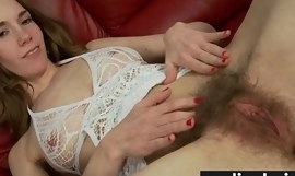 In a little while Hairy Met Pussy 1