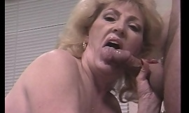 In excess of Fire!! Kitty Foxx gets licked increased by fucked by a hairy Stud.