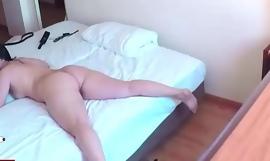 In the neighbourhood of webcam round a motor hotel room. raf303