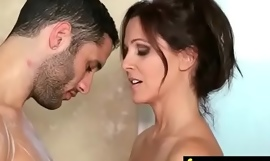 Gorgeous Skinny gets a massage 18
