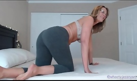 Milf Camgirl Wide Yoga Pants