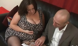 Big Tits Grown up Roxy J Receives Drilled