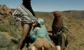 Mafalda and the Bedouins Ganbanged in the Renounce