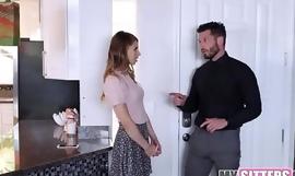 Hot Blonde Teen Babysitter Jillian Janson Screwed By Client For Stealing - Imanitylesex fuck movie