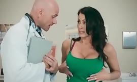 Marketable Patient (Reagan Foxx) Come Plus Get Nailed At Doctor xxx fuck video 26