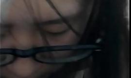 眼鏡っ娘とバック� ��ックス