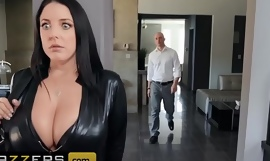 Big Butts A charge out of prefer Well supplied Big - (Angela White,  Zach Wild) - Busting On The Second-story - Brazzers