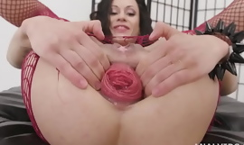 Divest Barefoot, Stacy Bloom, Anal Fisting, Balls Deep Anal, DAP, TP, Monster ButtRose, Squirt Drink, Pay off GIO1850