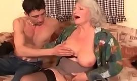 Horny MILF Fucked Outside 13