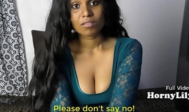 Light-hearted indian slutwife begs for threesome fro hindi with eng subtitles