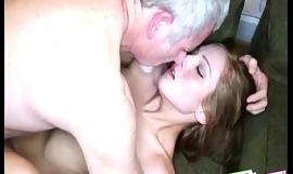xxx porn video Cheerleaders Fuck Daddy - Alexa Grace And Molly Manson