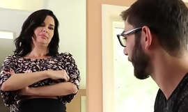 Familyhookups - sexy milf teaches stepson teeth of how relating to be wild about