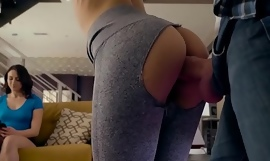Brazzers - Big Butts Like It Big - (Danny D) - My Girlfriends PHAT Ass Roommate