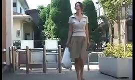 Japanese Milf wants the Dick