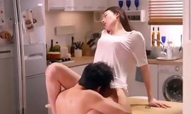 Korean Celeb Ha Joo Hee Sexy Foreplays