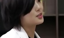 Asian nurse with high high-heeled slippers meaningless to her if it should happen