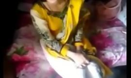 Desi paki hot X-rated tutor put to rout tutor bushwa