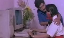 Indian Cooky mallu with Computer Teacher south desi