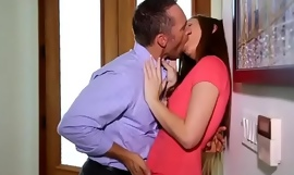 Daughter fucked apart from father missionary