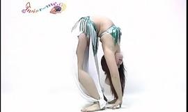 Olga bellydancer contortionist