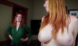 Mom Made Me Impregnate the whole kit ass family -Lady Fyre Vintage #2