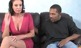 Your mother goes for a big black cock 2