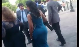 Turkish Amazing Milf-After Wedding