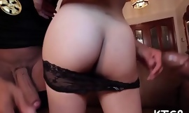 Anal penetration for a sheboy