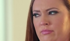 Poof queen and an obstacle secret agent surrogate - Maddy O'Reilly and Nicole Aniston