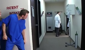 Brazzers - Doctor Adventures - Disappointing Nurses instalment cash reserves Krissy Lynn and Erik Everhard