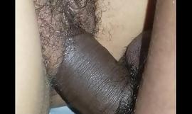 Im pumping sperm inside my wife