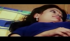 Actress Neethu Designing Night Bed Room Romantical scenes