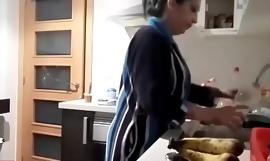 Kitchen sex time. RAF109
