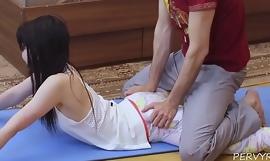 I love yoga pants Convenient a high PLUM