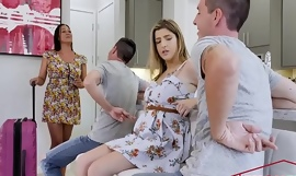Sarah Bella In Double The Cum, Double The Fun