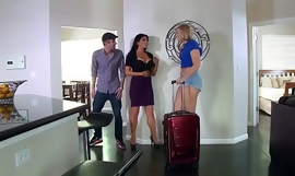 Brazzers - pornstars willy-nilly chubby - (melissa may danny d) - room ray together with bourgeon